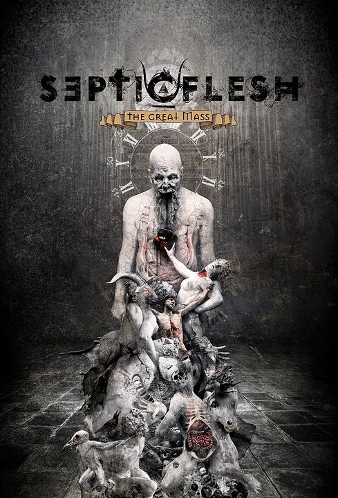 SepticFlesh, cover