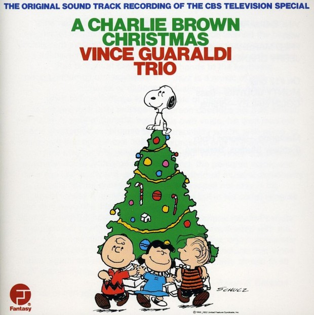 Vince Guaraldi, Charlie Brown Christmas, cover