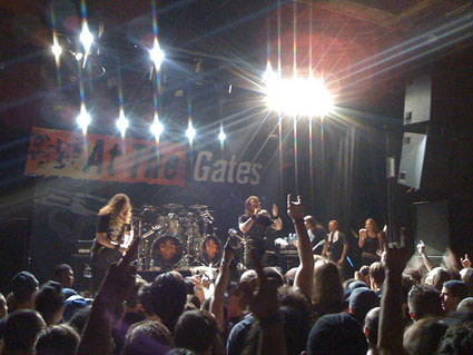 at the gates, Fillmore