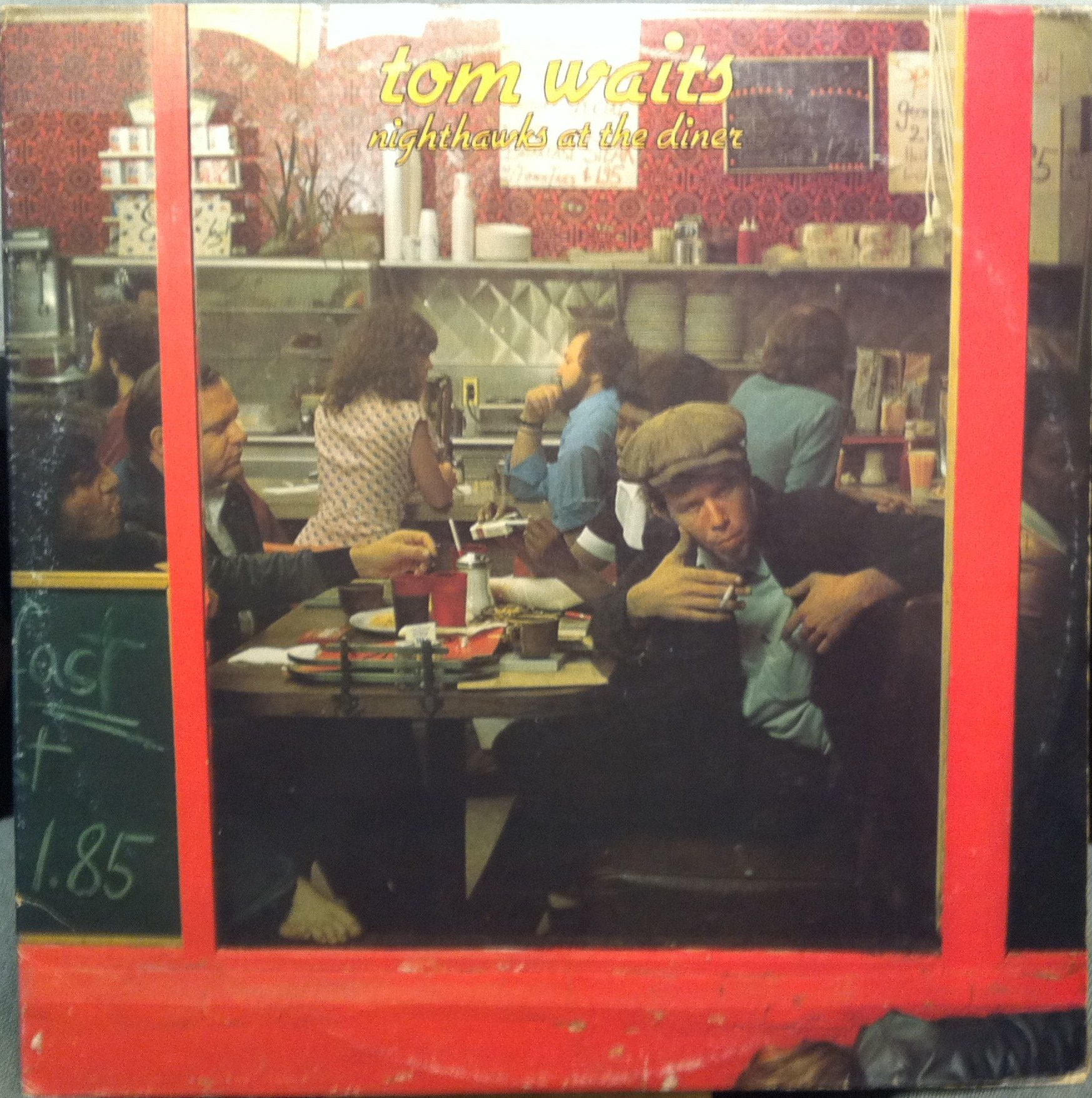 Tom Waits, Nighthawks at the Diner | Šawtooth Ŵave