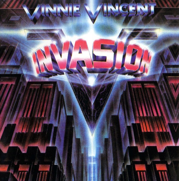 Vinnie Vincent Invasion, cover