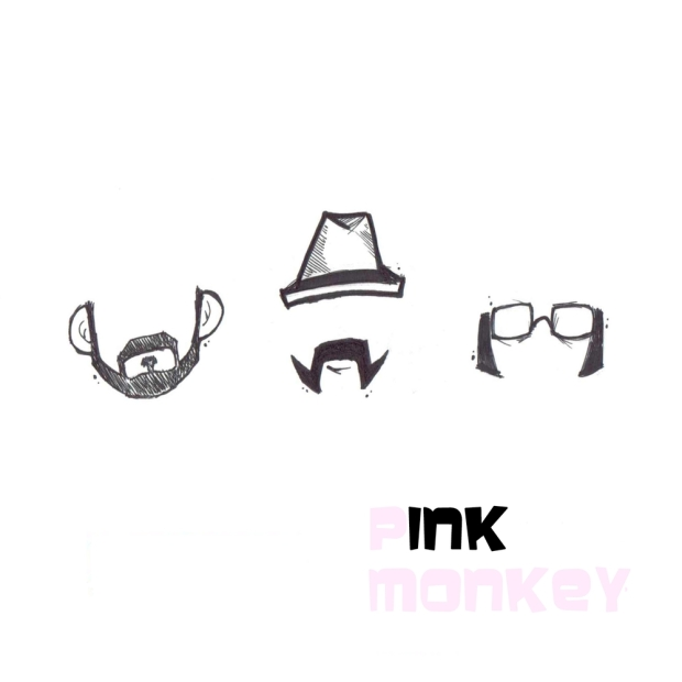 Pink Monkey, Ink, cover