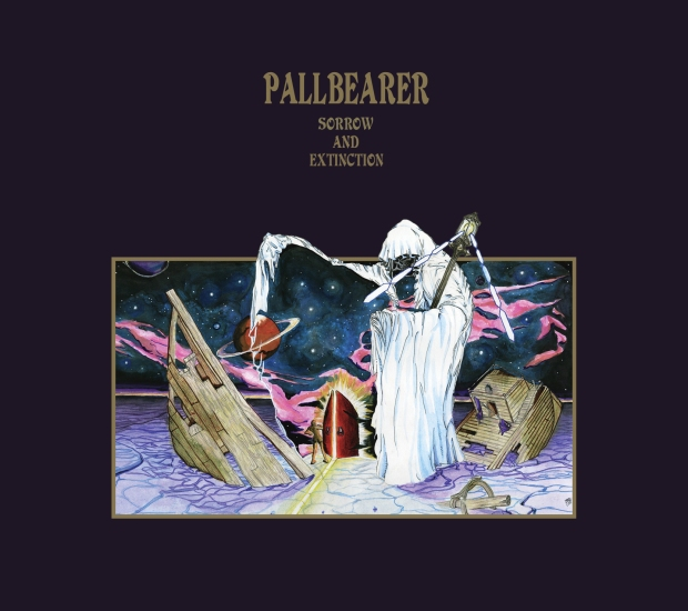 Pallbearer, Sorrow and Extinction, cover