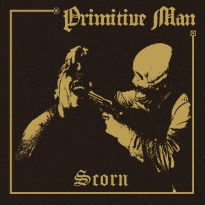 Primitive Man, Scorn, cover
