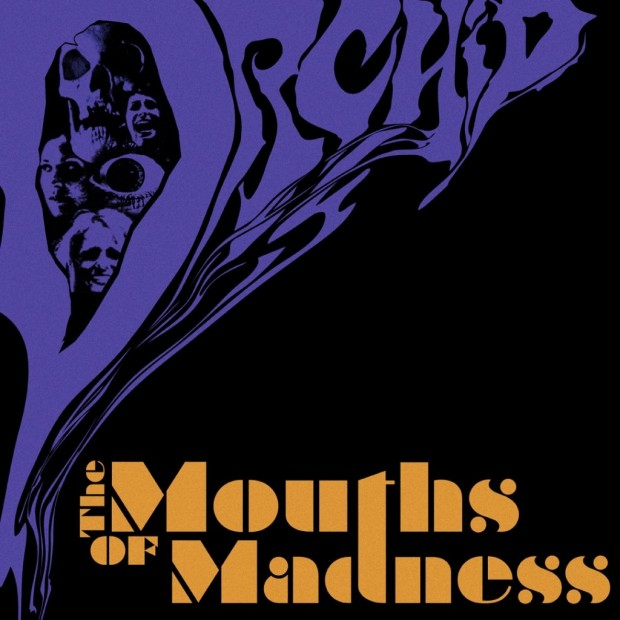 Orchid, The Mouths Of Madness, cover