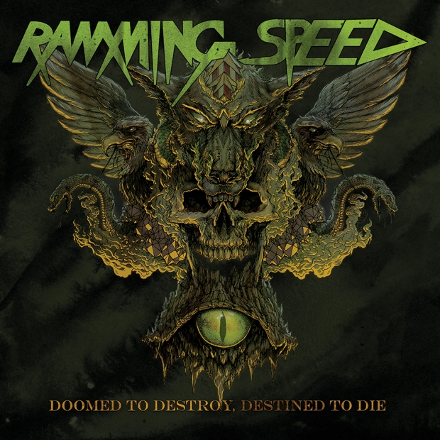 Ramming Speed, cover, hi-res